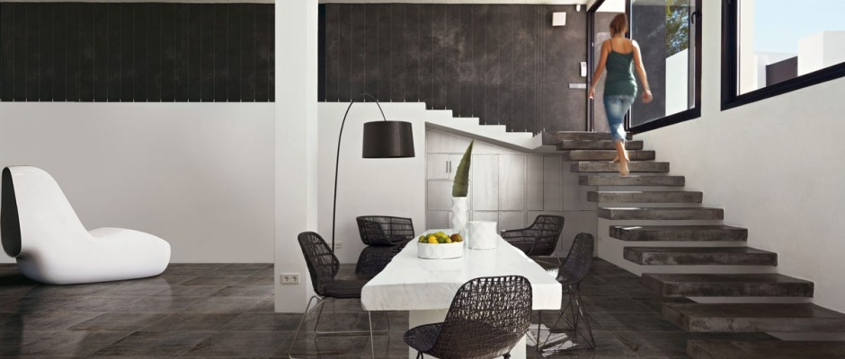 Signorino: 10.dining-Black-ink-Sugar-Basic-60x60-lapp