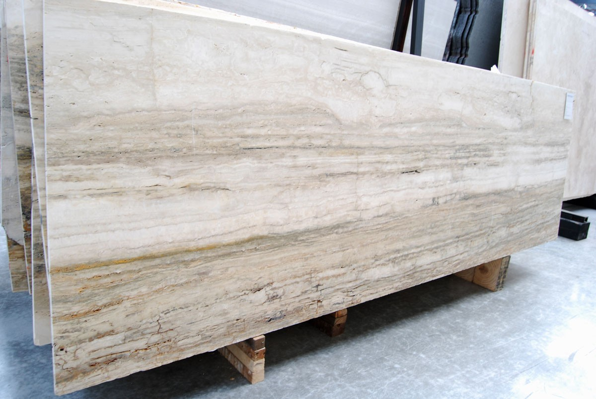 Signorino: Silver-Travertine