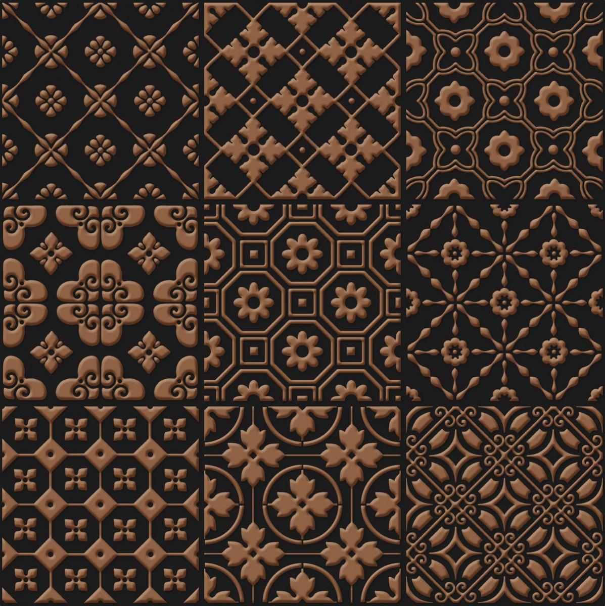 Signorino: Brown on Black