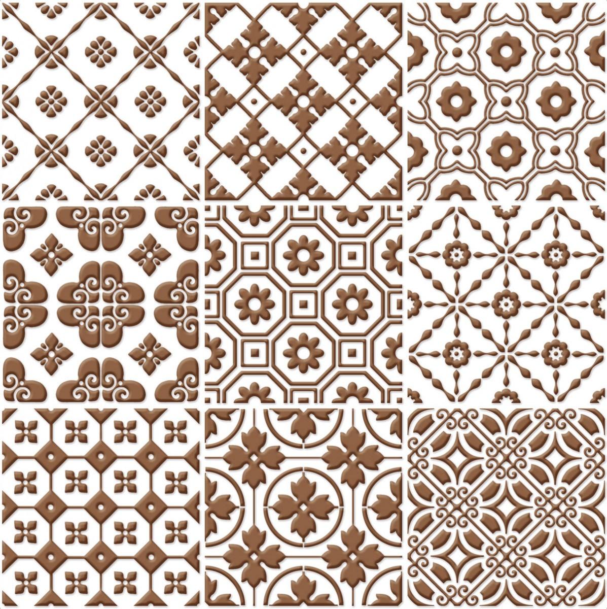 Signorino: Brown on White
