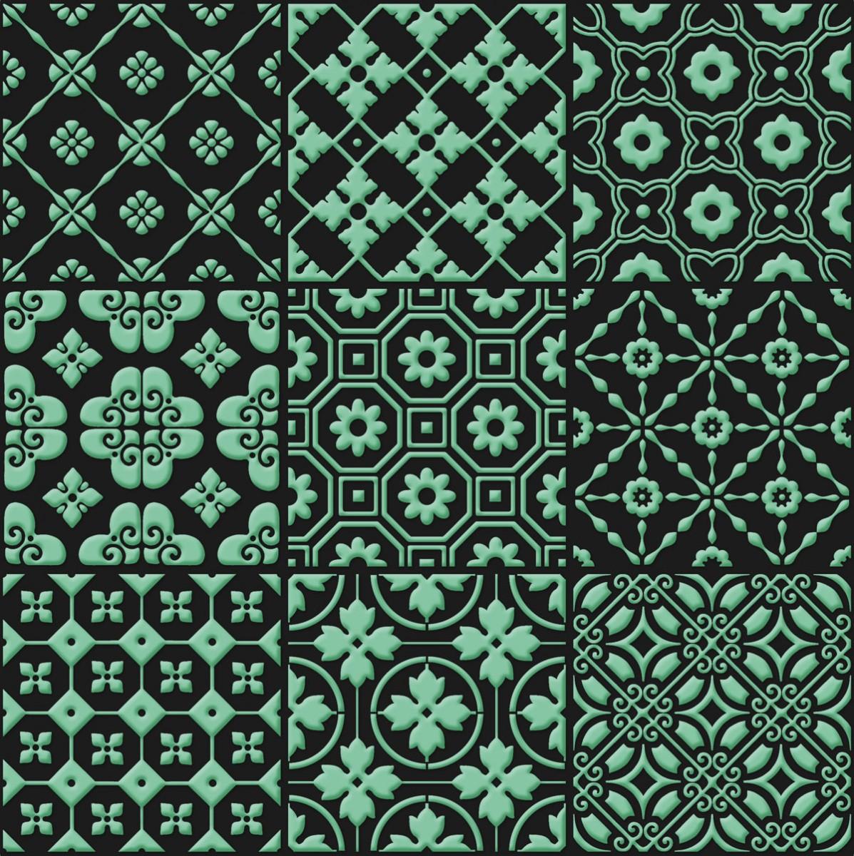Signorino: Green on Black