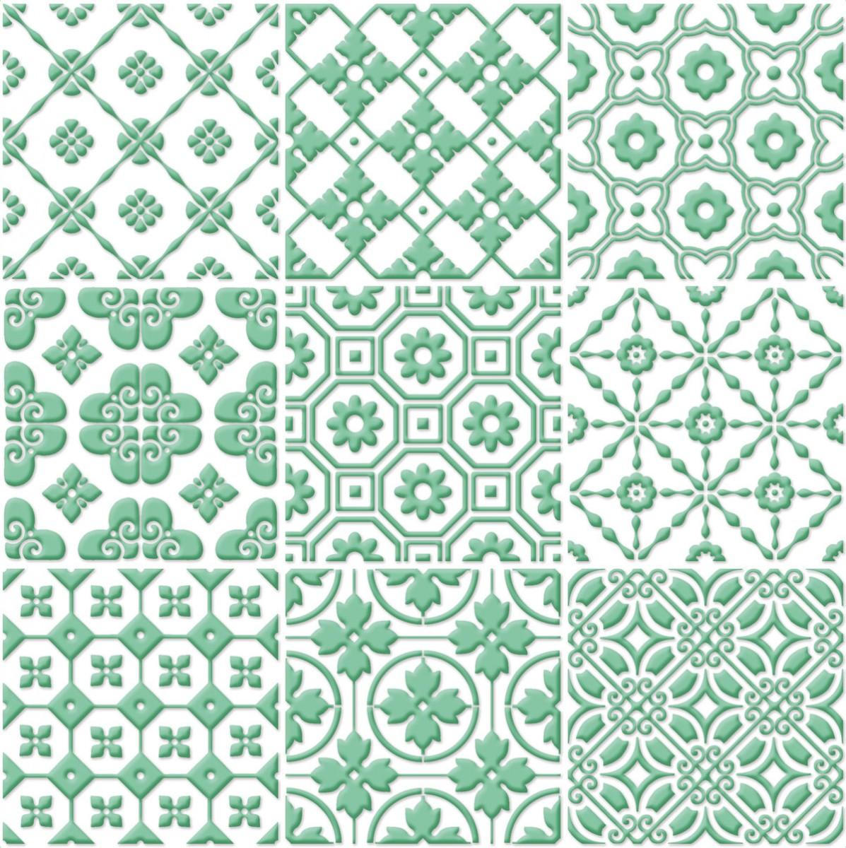 Signorino: Green on White