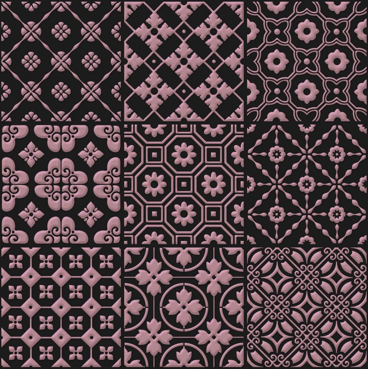 Signorino: Pink on Black