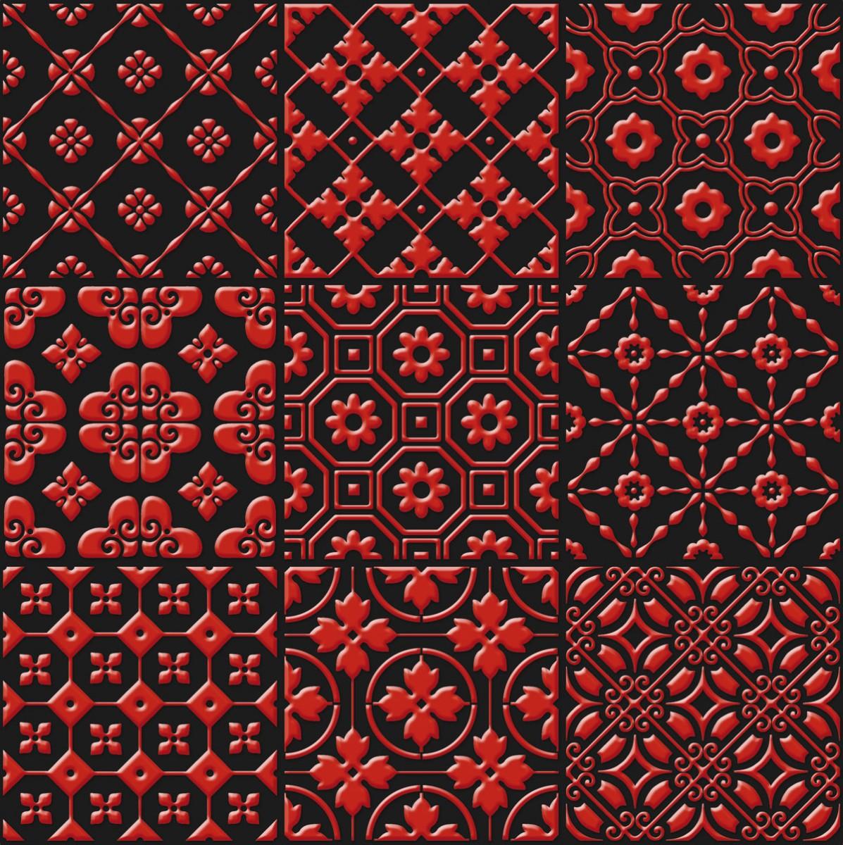Signorino: Red on Black