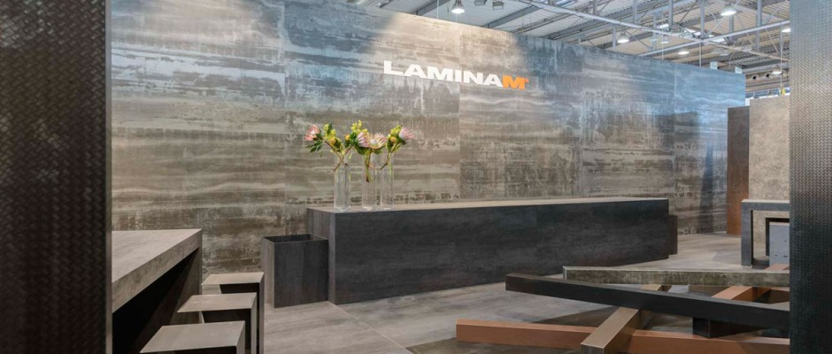 Signorino: Stunning new products released by Laminam at this years Marmomacc fair in Italy!