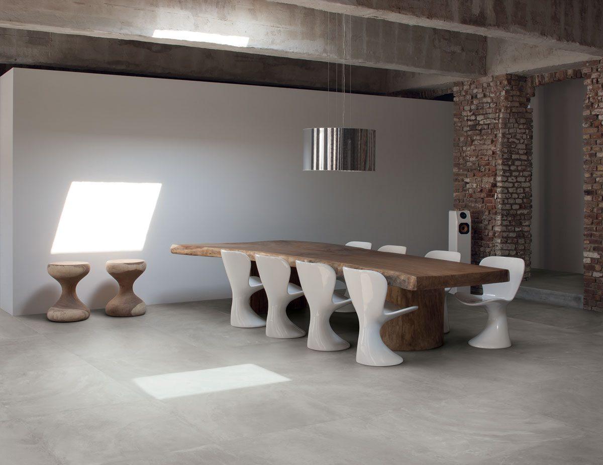 Signorino: ArchitectResin-BerlinGrey-nat-80x80-Amb-living_Part