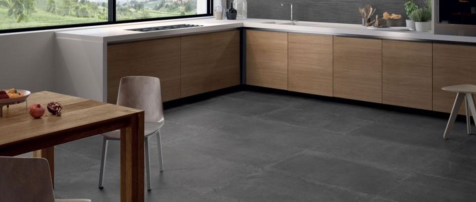 Signorino: Limestone-Dark-Nat-30x120-30x120-Parallelo-Amb-Cucina