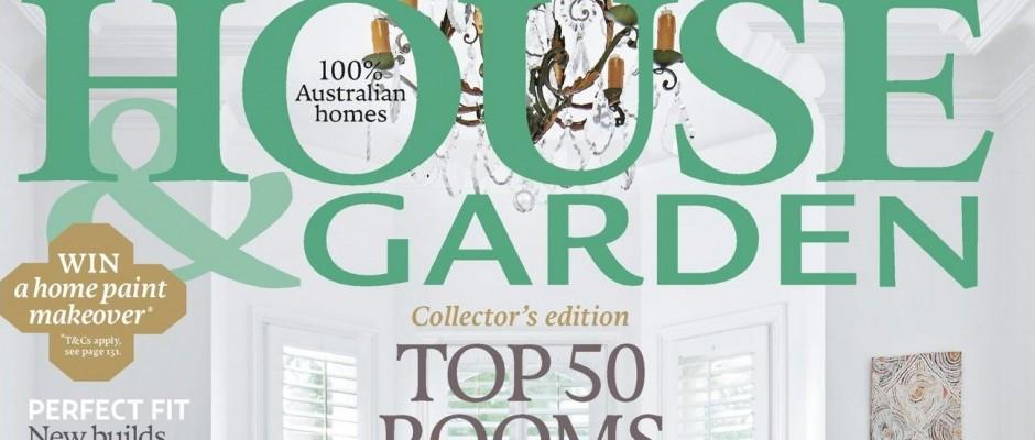Signorino: Signorino features in House & Garden's Top 50 Rooms