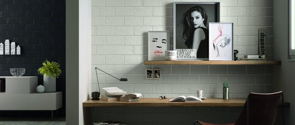 Signorino: BrickDesign Carbone-Gesso Amb Studio