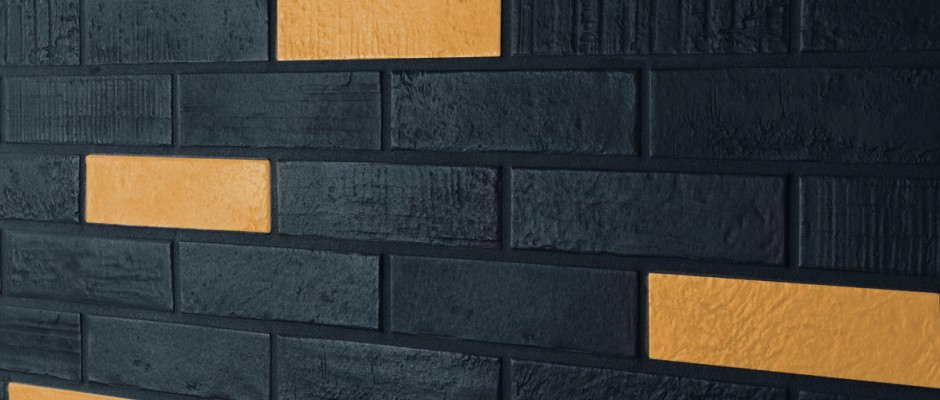 Signorino: BrickDesign Carbone-Paint Giallo Riv
