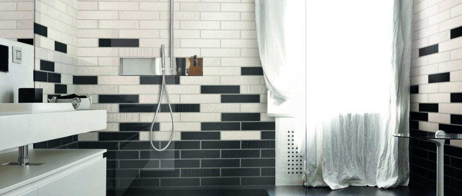 Signorino: What's Hot: Brick Design tiles just landed at Signorino