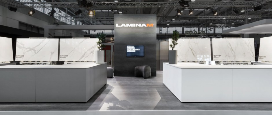 Signorino: Laminam XL: The future of surfaces now available at Signorino