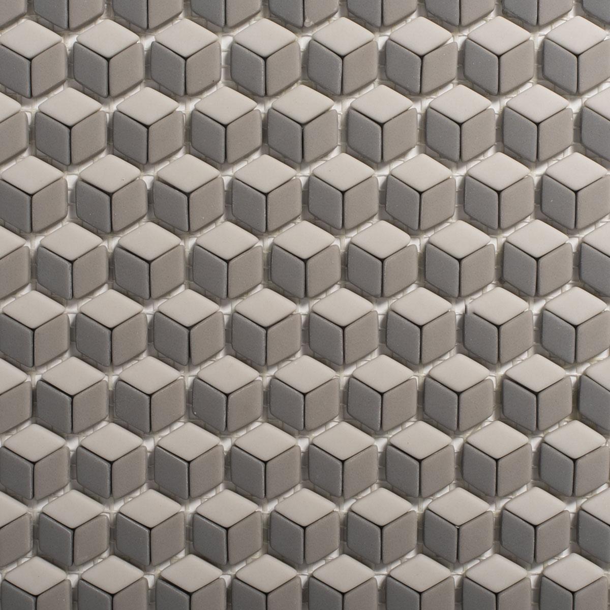 Signorino: Enameled Glass Bistro Cube Blend68