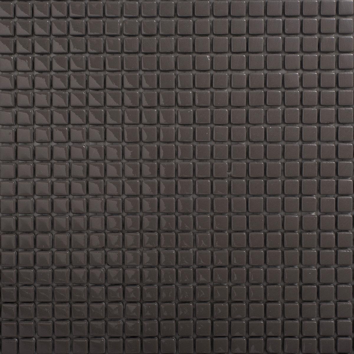 Signorino: Enameled Glass Grey Gloss 10×10