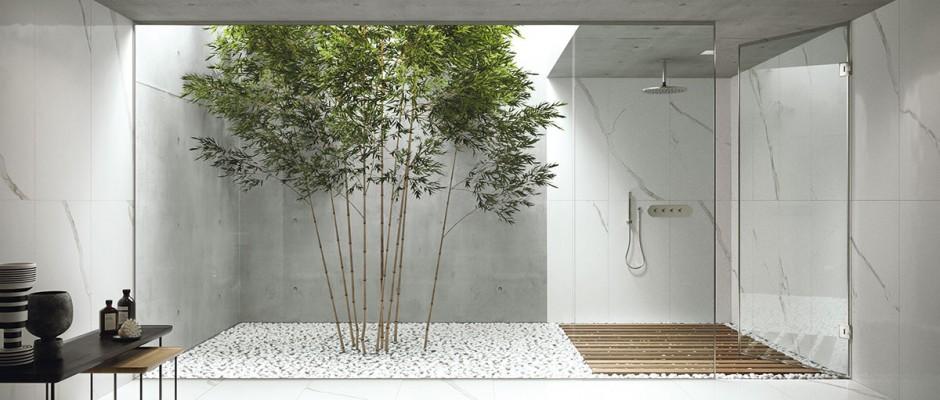 Signorino: AR_MC_statuario_classico_amb2_L_bathroom