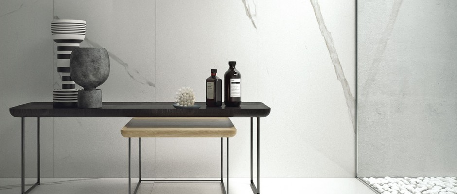 Signorino: AR_MC_statuario_classico_amb3_L_bathroom