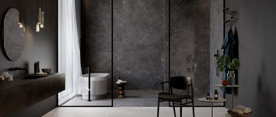 Signorino: CDE-lithos-carbon-naturale-14mm-carbon-sabbiata-14mm-stone-sabbiata-14mm-bathroom-001