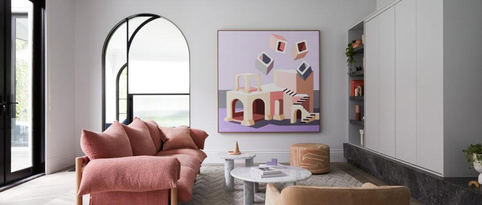 Signorino: The Judd House Ep.2: Lounge Area