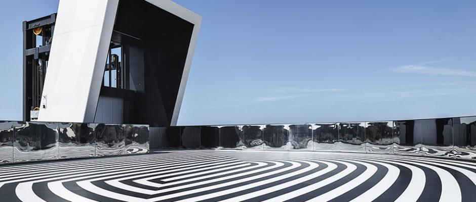 Fondazione Prada Rooftop Terrace