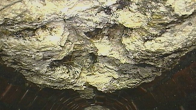 monster fatberg blocks drains