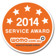 The Drain man, Service Award, Orange Circle, 5 stars, Womo Award