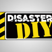 Cautian Colouring, Yellow and Black Stripes, Disaster DIY,