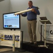 The Drain man, VTIO, Soil Secrets Seminar,